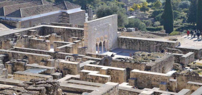 medina azahara cordoba