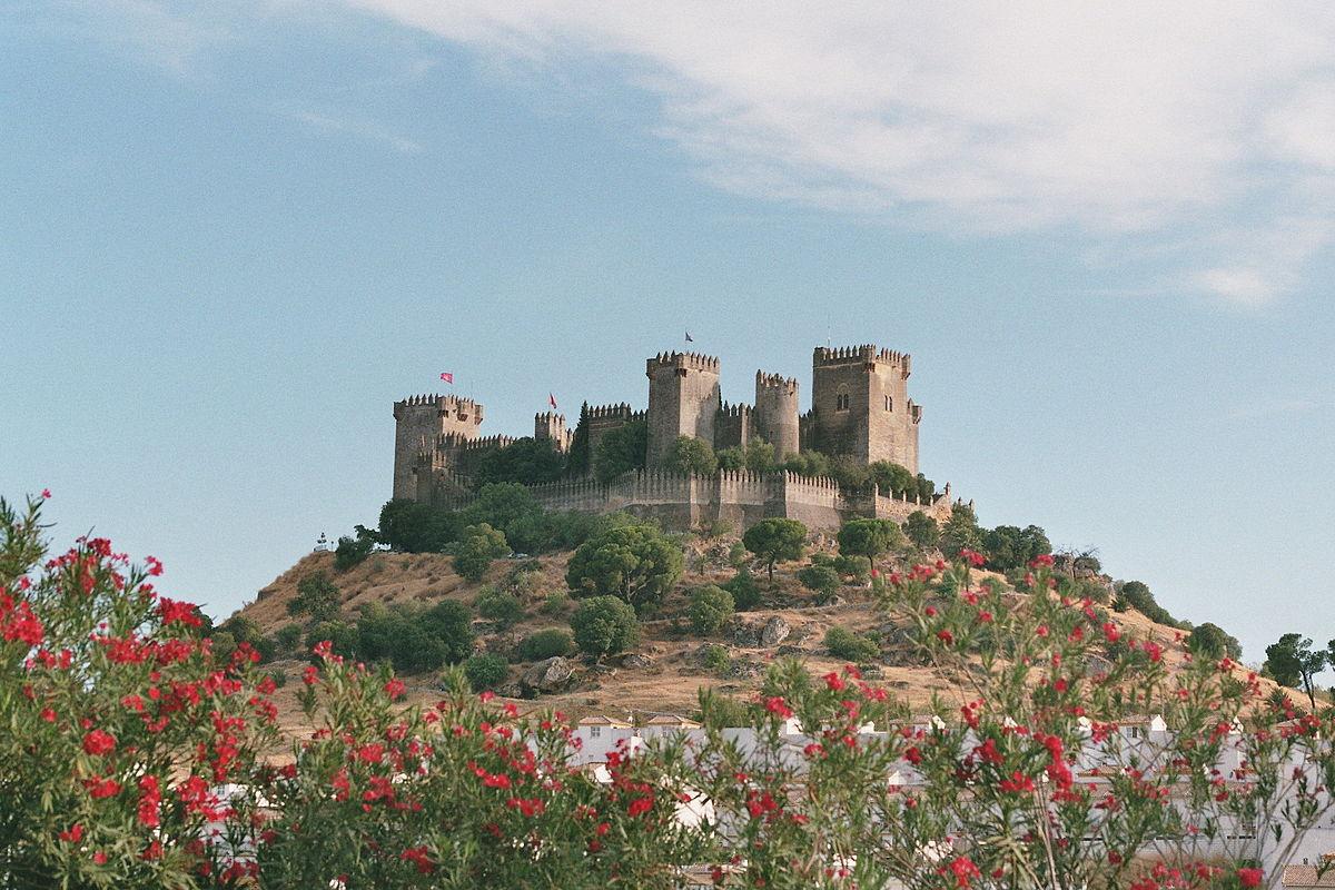 el castillo de almodovar