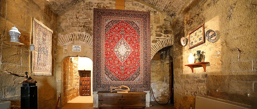 museo vivo de al andalus torre de la calahorra