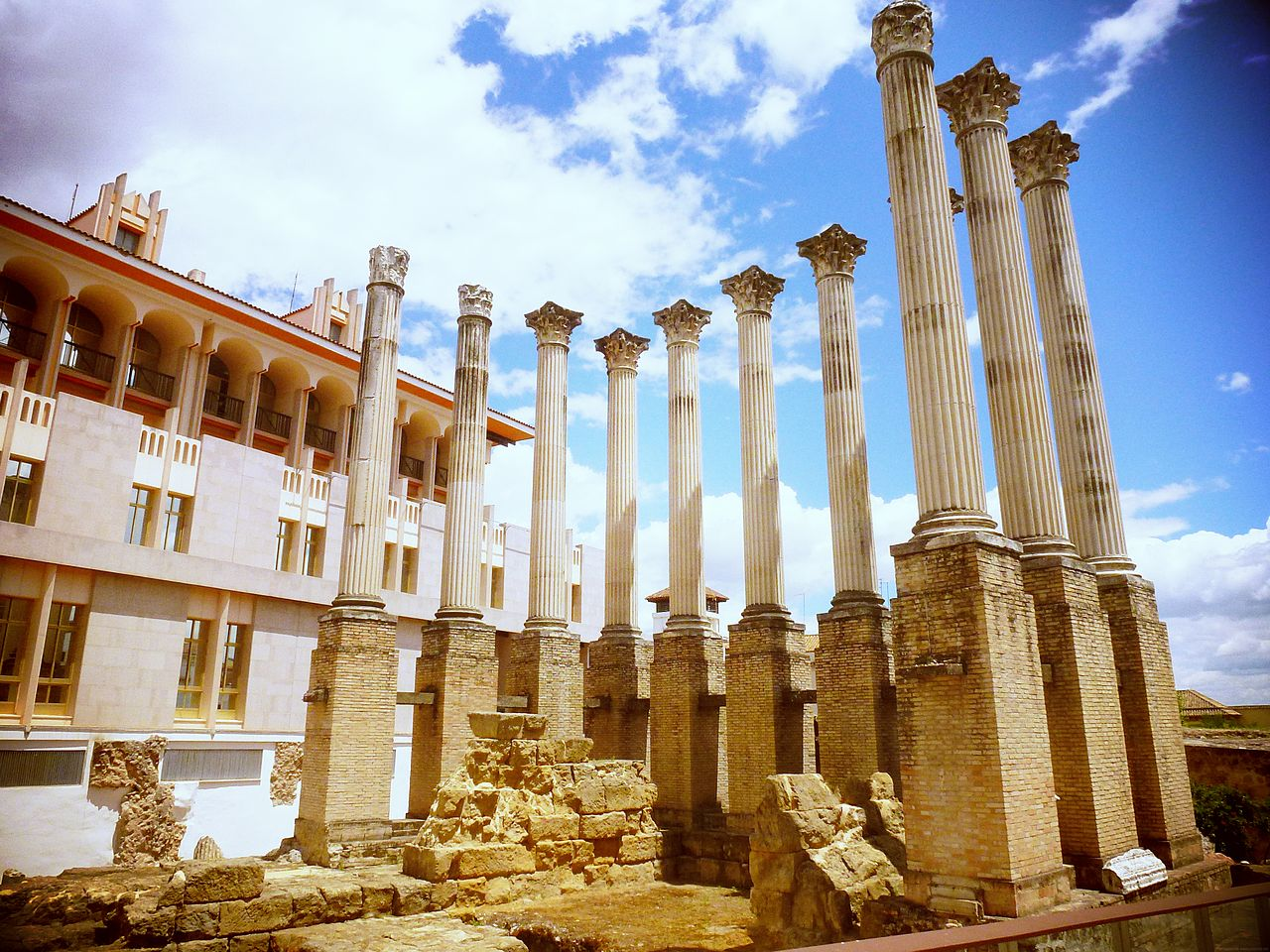 templo romano de cordoba 2
