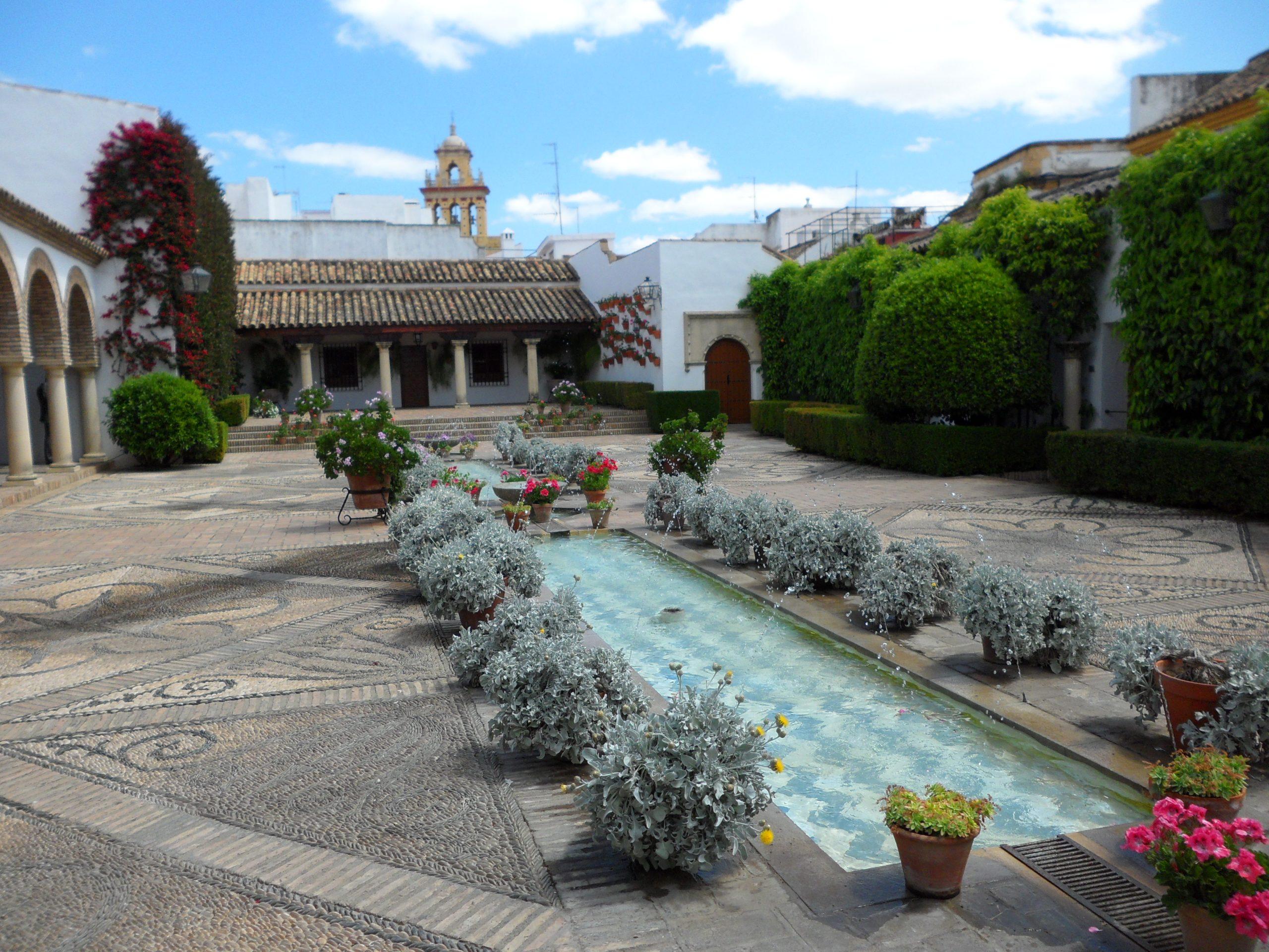 jardin palacio de viana guias de cordoba