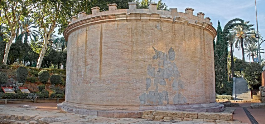 mausoleo romano cordoba